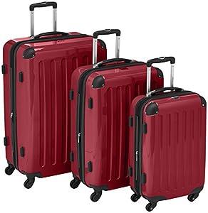 HAUPTSTADTKOFFER Sets de bagages HK-33141825-T464748 Rouge 30 L