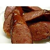 国産 対馬産 天然イノシシ(猪)100% ソーセージ 冷凍品 約1kg ジビエ