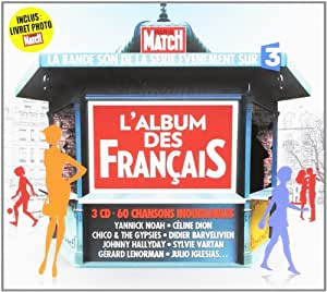 Coffret Paris Match