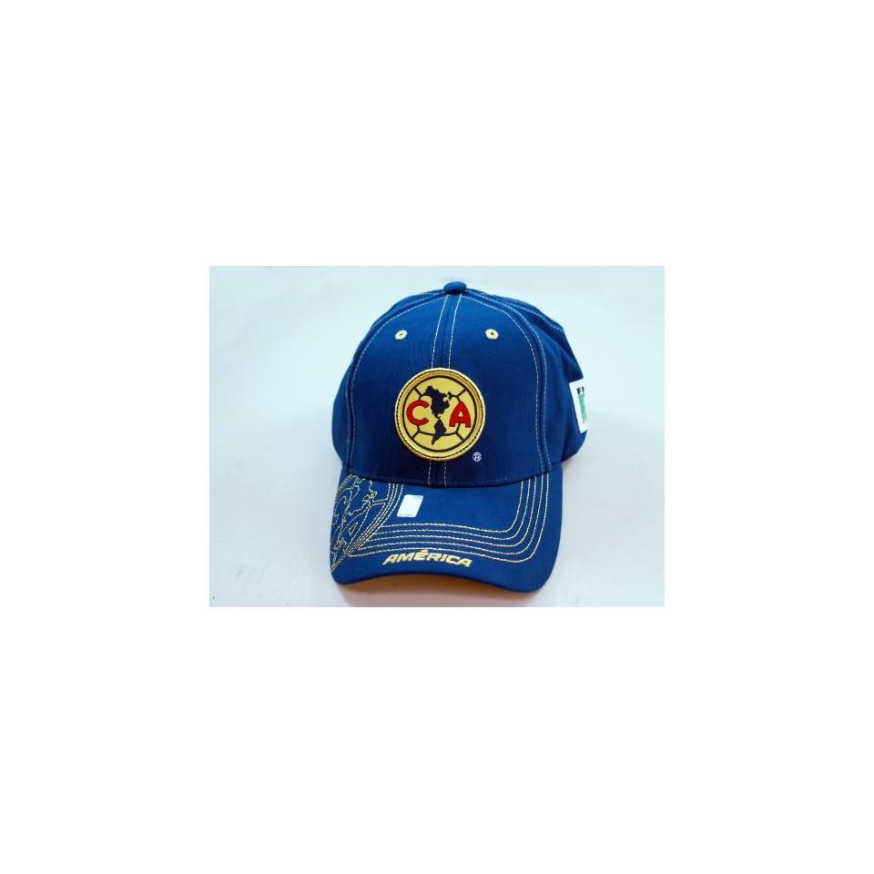 CA CLUB AMéRICA OFFCIAL TEAM LOGO CAP / HAT   CA013