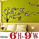 Dearm-home� 6'(h) X 9'(w) Huge Size F...