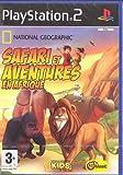 echange, troc Safari Les Aventures En Afrique - Playstation 2 - FR