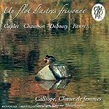 echange, troc  - Un Flot D'Astres Frissone (Musique Française Pour Voix De Femmes)