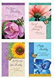 img - for Glory & Praise Birthday Cards 12pk: KJV Scripture book / textbook / text book
