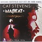 Majikat Earth Tour 1976 (180g 2LP Gatefold Set) [VINYL]