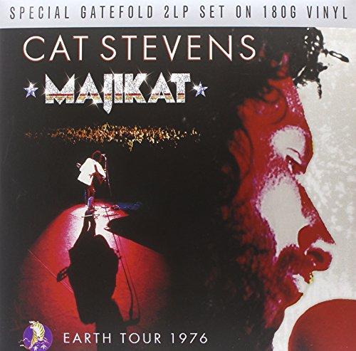 Cat Stevens - Majikat    ( Earth Tour ) - Zortam Music