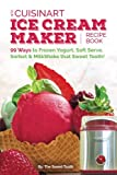 Our Cuisinart Ice Cream Recipe Book: 99 Ways to Frozen Yogurt, Soft Serve, Sorbet or MilkShake that Sweet Tooth! (Sweet Tooth Endulgences) (Volume 1)
