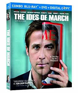The Ides of March / Les Marches du pouvoir (Bilingual) [Blu-ray + DVD + Digital Copy]