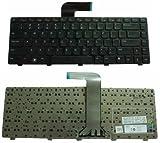 SctechFeb Laptop Keyboard for DELL Inspiron N4110 N4050 N5030 N5040 N5050 M4040 M411R M4110 M5040 XPS X501L XPS X502L XPS 15 L502X Vostro 1540 Vostro 3450 Vostro 3350 Vostro 3550 US Keyboard