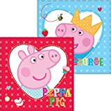 Peppa Pig Party Range - All in 1 Listing! (Napkins (16pk))