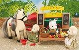 Sylvanian Families - Farmer's Cart & Pony