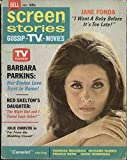 img - for Screen Stories: TV, Gossip, Movies: Vol. 66, No. 11 (November 1967) book / textbook / text book