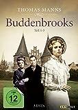 DVD Cover 'Die Buddenbrooks - Teil 1-3 [3 DVDs]