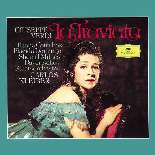 Verdi - La Traviata / Cotrubas · Domingo · Milnes · Bayerisches