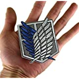 Shingeki no Kyojin Attack on Titan Scouting Badge Patchs Embroidery