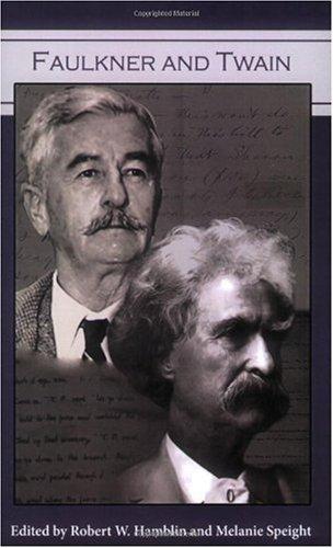 Faulkner and Twain (Faulkner Conference)