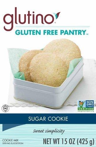 Glutino Gluten Free Pantry Sugar Cookie Baking Mix Pack of 3 by Glutino (Glutino Sugar Cookie Mix compare prices)