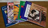 img - for A Collection of 6 Quilting Books (3 Paperbacks & 3 Hardcovers) 1976-2003 book / textbook / text book