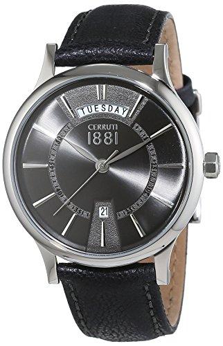 cerruti-1881-senores-reloj-analogico-de-cuarzo-cuero-varallo-cra128sn61bk