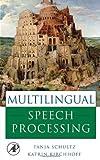 echange, troc  - Multilingual Speech Processing