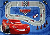 Disney Pixar Cars 'Racetrack - CARS22' Children's Bedroom Rug 3ft 1 x 4ft 4 CARS22