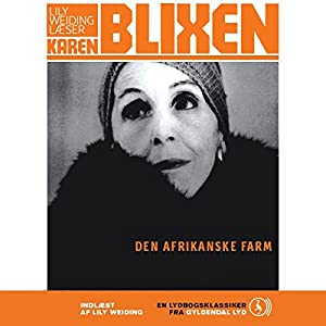 Den afrikanske farm Audiobook