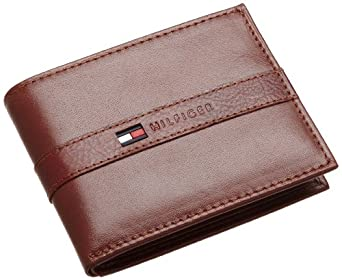 Tommy Hilfiger Mens Ranger Passcase Wallet
