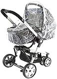 Baby Elegance - Plástico de lluvia para cochecito