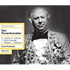 Strauss: Der Rosenkavalier [UK-Import]