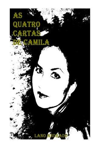 As Quatro Cartas de Camila (Portuguese Edition)