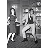Chubby Checker doing the Twist (Print On Demand)
