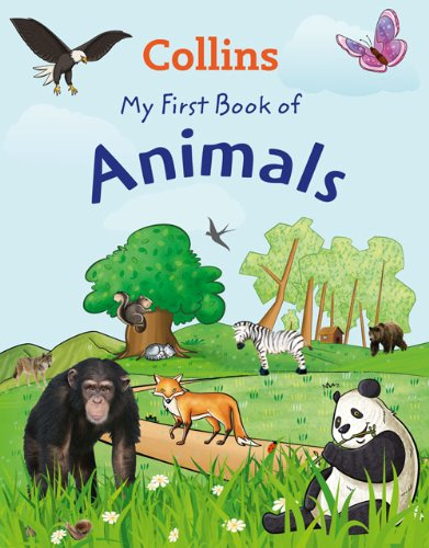 My First Book of Animals: Which is Your Favourite? PDF