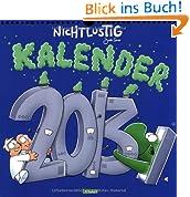 Nichtlustig Wandkalender 2013