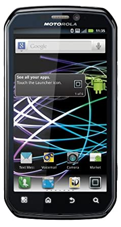Motorola Photon 4G Android Phone (Sprint)