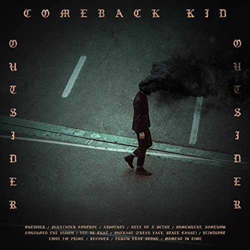 CD : Comeback Kid - Outsider (CD)