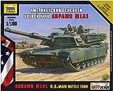 ズベズダ 1/100 M1エイブラムス アメリカ戦車 ZV7405