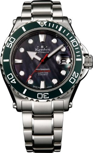 ケンテックス KENTEX 腕時計 マリンマン S706M-08