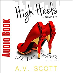 High Heels in New York Audiobook