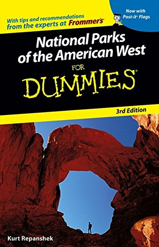National Parks of the American West For Dummies