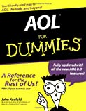 AOL For Dummies (0764524488) by Kaufeld, John