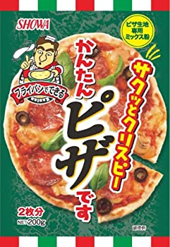 昭和 かんたんピザです 200g×6個