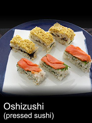 Oshizushi(pressed sushi)