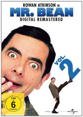 Mr. Bean - TV-Serie, Vol. 2: 20th Anniversary (OmU)