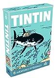Image de Tintin : 6 aventures intégrales - Coffret 2 DVD [Édition Limitée]
