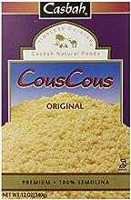 Casbah Couscous Original 12 Ounce Pack of 12