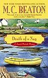 M. C. Beaton Death of a Nag (Hamish Macbeth Mysteries)