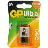 Godrej GP 9V Alkaline Batery (Single Unit)