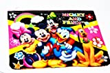 DISNEY MICKEY & MINNIE A5 CASE 7. FREE US SHIPPING