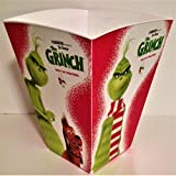 Dr. Seuss' The Grinch 2018 Movie Theater Exclusive 170 oz Popcorn Tub