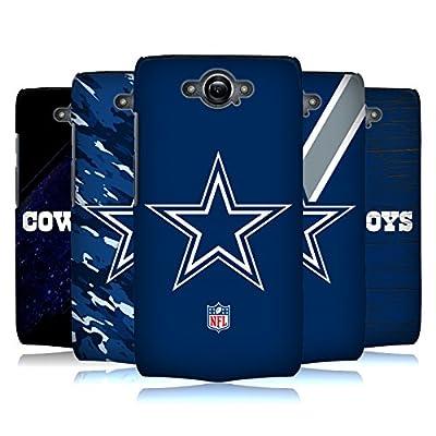 Official NFL Dallas Cowboys Logo Hard Back Case for Motorola DROID Turbo